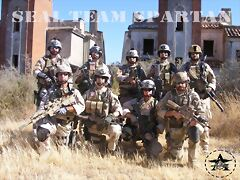 SEAL TEAM SPARTAN Ramadi 2005